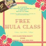 Hula Class