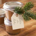 Dulce de Lece in a gift jar